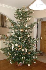 european xmas tree